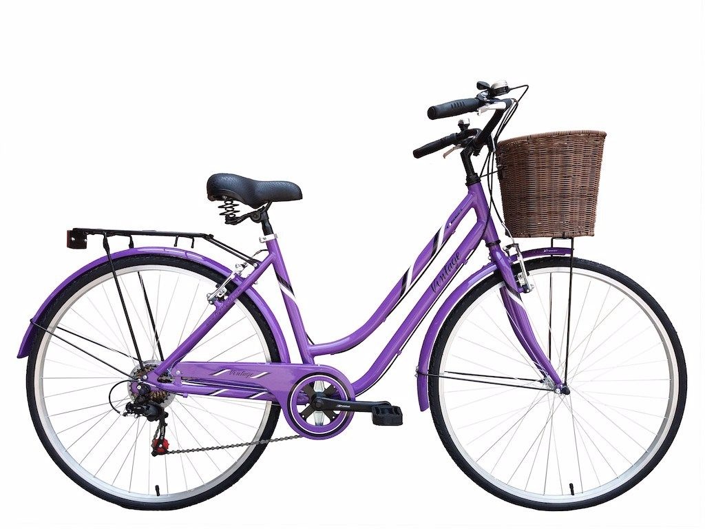 ALLOY Traditional ladies bike in 3 Colours